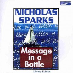 Message in a bottle cover image