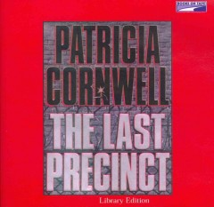 The last precinct cover image