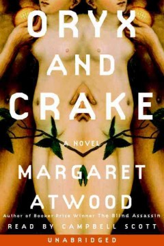 Oryx and Crake cover image