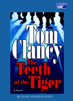 The teeth of the tiger cover image