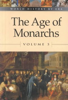 The age of monarchs cover image