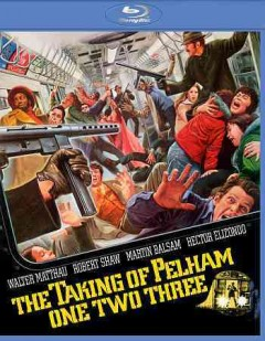 Taking of Pelham one two three cover image