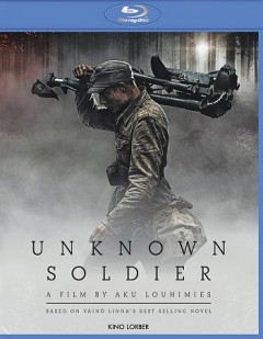 Unknown soldier Tuntematon sotilas cover image