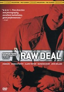 Raw deal cover image