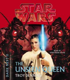 The unseen queen cover image