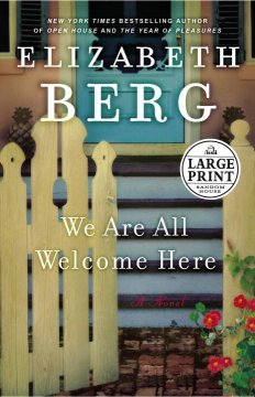 We are all welcome here cover image