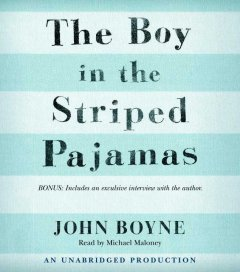 The boy in the striped pajamas a fable cover image