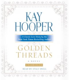 Golden threads cover image