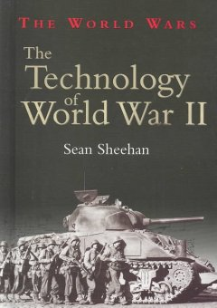 The technology of World War II cover image
