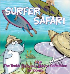 Surfer safari : the tenth Sherman's Lagoon collection cover image