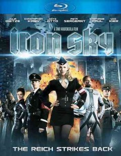 Iron Sky cover image