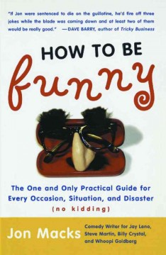 How to be funny cover image