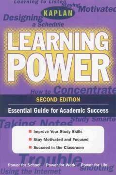 Learning power cover image