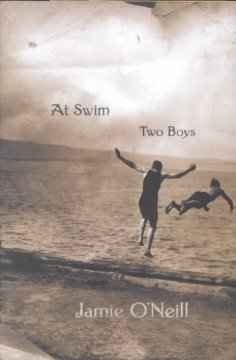 At swim, two boys cover image