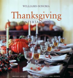 Thanksgiving entertaining cover image