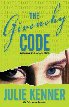 The Givenchy code cover image