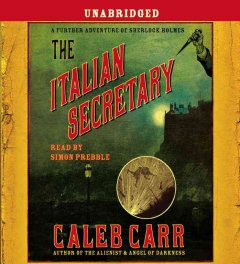 The Italian secretary a further adventure of Sherlock Holmes cover image