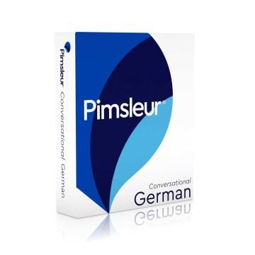 Conversational German cover image