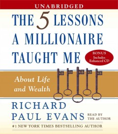 The 5 lessons a millionaire taught me about life and wealth cover image