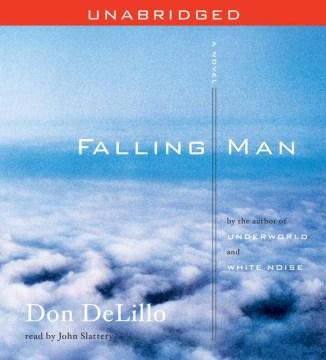 Falling man cover image