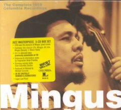 Charles Mingus the complete 1959 Columbia recordings cover image