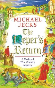 The leper's return cover image