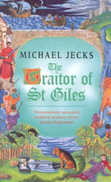 The traitor of St Giles cover image