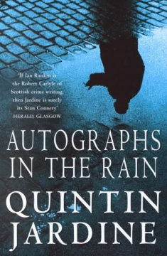 Autographs in the rain cover image