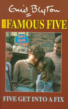 Five get into a fix cover image