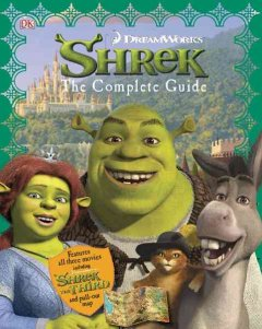 Shrek : the complete guide cover image
