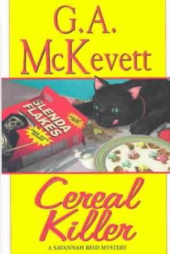 Cereal killer : a Savannah Reid mystery cover image