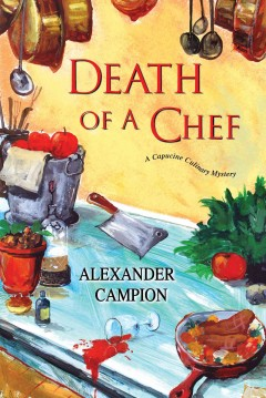 Death of a chef cover image