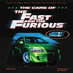 The cars of The fast and the furious cover image