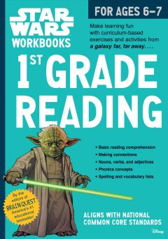 1st grade reading cover image