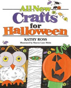 All new crafts for Halloween cover image