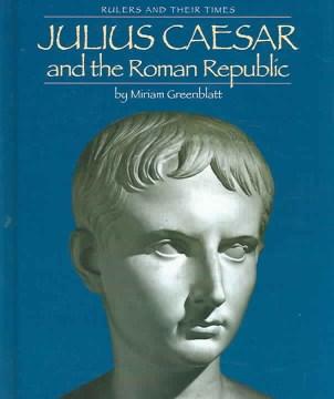 Julius Caesar and the Roman Republic cover image