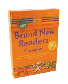 Brand new readers. Orange set cover image