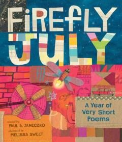 Firefly July : a year of very short poems cover image