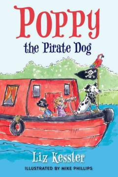 Poppy the pirate dog cover image