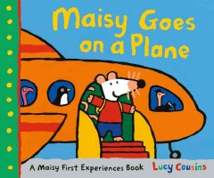 Maisy goes on a plane cover image