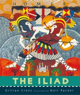 The Iliad cover image