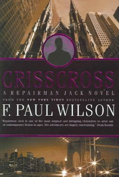 Crisscross : a Repairman Jack novel cover image