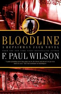 Bloodline : a Repairman Jack novel cover image