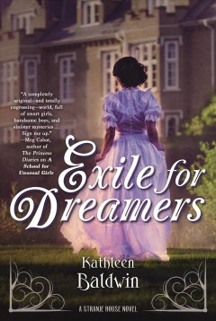 Exile for dreamers : a Stranje House novel cover image