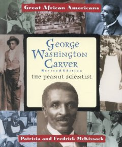 George Washington Carver : the peanut scientist cover image