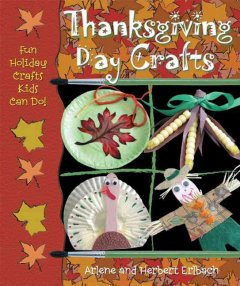 Thanksgiving Day crafts cover image