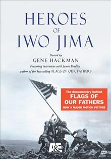 Heroes of Iwo Jima cover image