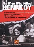 The men who killed Kennedy the definitive account of American history's most controversial mystery cover image