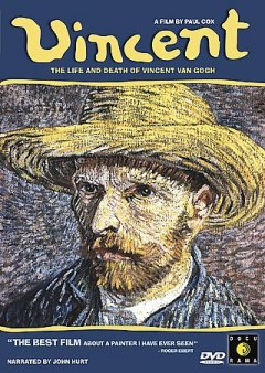 Vincent the life and death of Vincent Van Gogh cover image