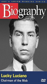 Lucky Luciano chairman of the mob cover image